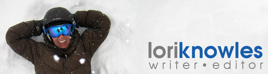 loriknowles.com header image