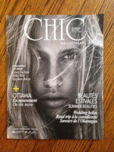 Chic Magazine Sprin2016