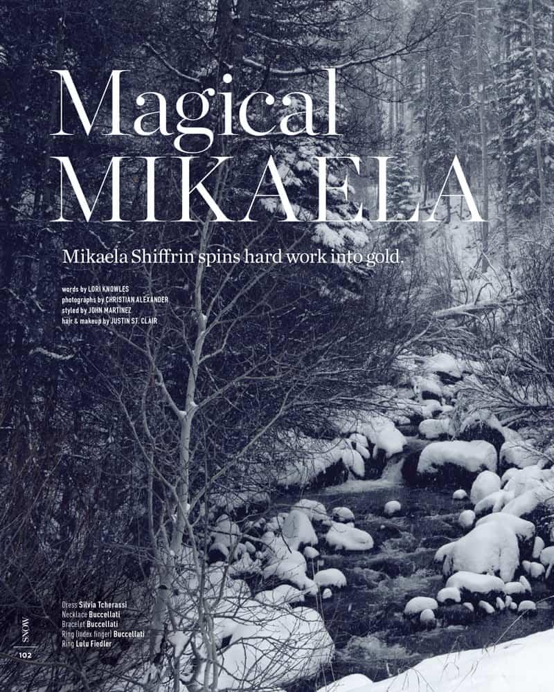 Magical Mikaela